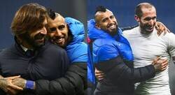 Enlace a El problema es que Vidal dejó a varios amigos en la Juve