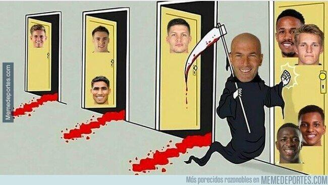 1125848 - Zidane y lo que hace con los jóvenes