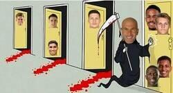 Enlace a Zidane y lo que hace con los jóvenes