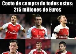 Enlace a El Arsenal no es muy espabilado para hacer negocios