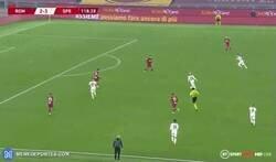 Enlace a Saponara sentencia a la Roma en Copa Italia con una vaselina firmada por el mejor Totti