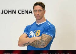 Enlace a Torres esta para saltar a la WWE
