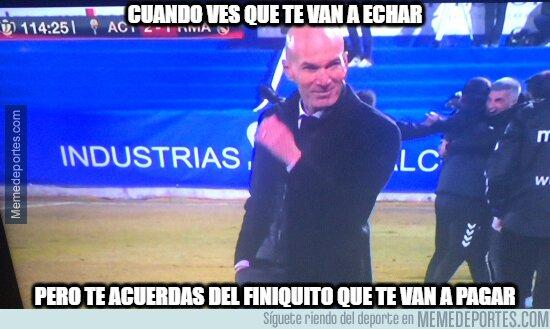 1125917 - Zidane todo feliz