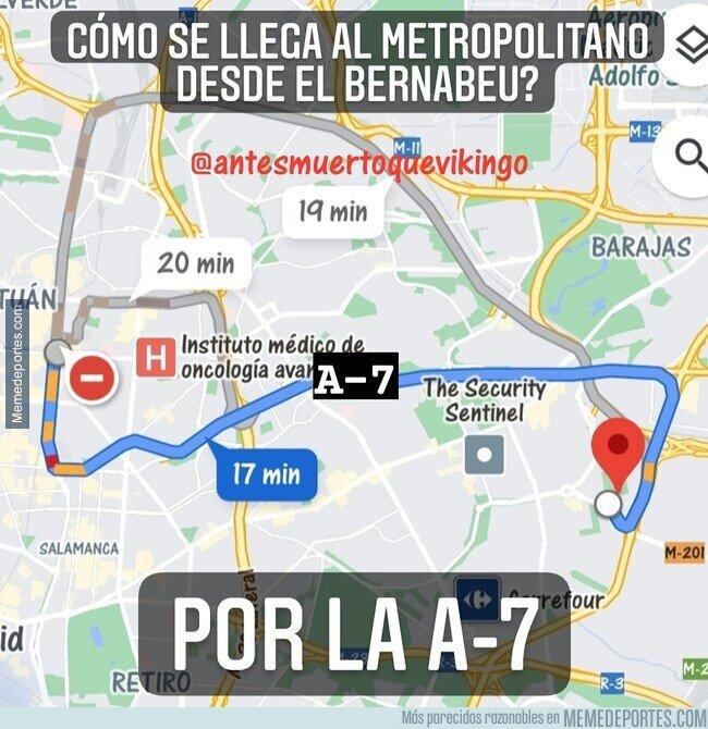 1126105 - Se les ve perdidos a los del Madrid...