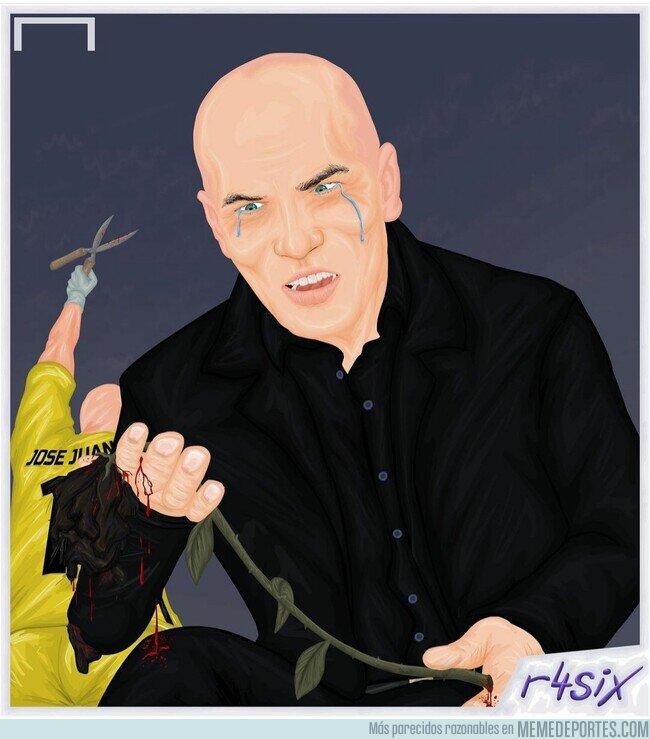 1126142 - José Juan acaba con la flor de Zidane, por @r4six
