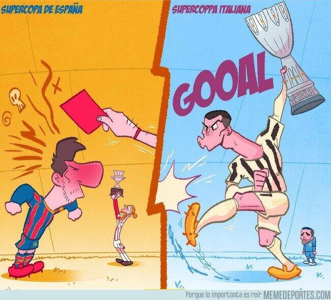 1126191 - Diferentes maneras de destacar en Supercopa, por @goalglobal