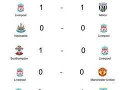 Enlace a Vaya mes del Liverpool