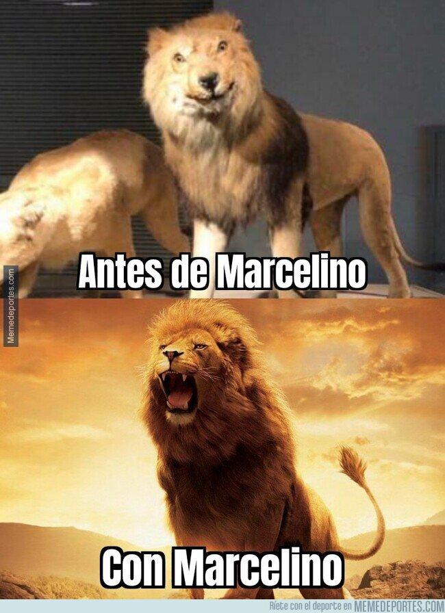 1126373 - Los leones del Athletic tienen otra cara
