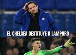 Enlace a Tenemos cambio en el banquillo del Chelsea