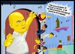 Enlace a Los Simpson predijeron el trato de Zidane con sus promesas, por @r4six