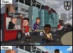 Enlace a Las cosas han mejorado en Old Trafford