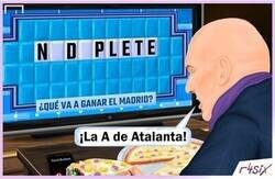 Enlace a Lo que Zidane vio por la tele durante el partido, por @r4six