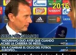Enlace a Que razón tenia Mou, Mourinho Gurú.