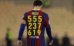 Enlace a El nuevo dorsal de Leo Messi