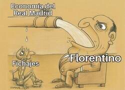 Enlace a Así está el tema de los fichajes del Madrid