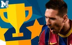 Enlace a Más goles de tiro libre en las últimas 5 temporadas. Lo de Messi es brutal