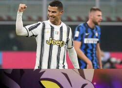 Enlace a Cristiano Ronaldo, máximo goleador de la historia
