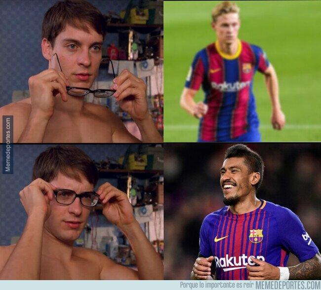 1126945 - El Barça por fin tiene el recambio del gran Paulinho