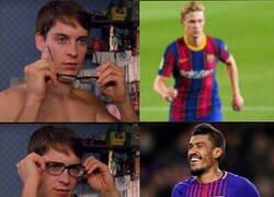 Enlace a El Barça por fin tiene el recambio del gran Paulinho