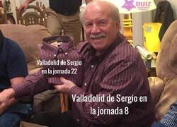 Enlace a El Valladolid de Sergio vuelve a pasar por el mismo momento crítico que en la 1º vuelta