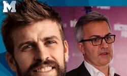 Enlace a El cruce de tuits entre Piqué y Víctor Font que podrían hacerle perder las elecciones definitivamente