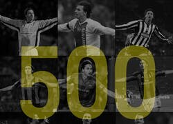 Enlace a Zlatan Ibrahimovic ha llegado a los 500 goles a nivel de clubes