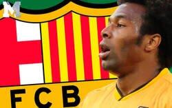 Enlace a El 11 ideal de jugadores que abandonaron el Barça