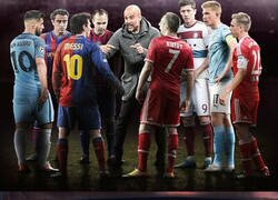 Enlace a ¿Quién dirigió a los mejores futbolistas?