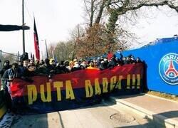 Enlace a El PSG ya prepara una cálida bienvenida para el Barça