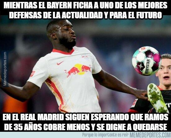1127726 - Oficial: Upamecano es nuevo jugador del Bayern