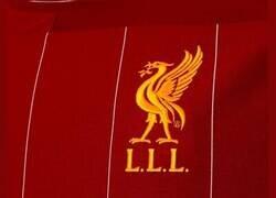 Enlace a El Liverpool tiene nuevo logo