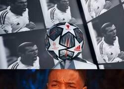 Enlace a El nuevo balón de la Champions