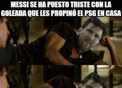 Enlace a El pobre Messi