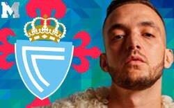 Enlace a La proposición del cantante C. Tangana al Celta de Vigo que podría hacerse realidad en las próximas horas