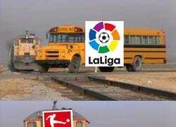 Enlace a La Liga española ya no es lo que era