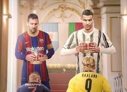 Enlace a Los herederos del fútbol mundial