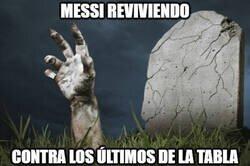 Enlace a Messi es de nuevo candidato al balón de oro