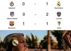 Enlace a Gran jornada para el Madrid