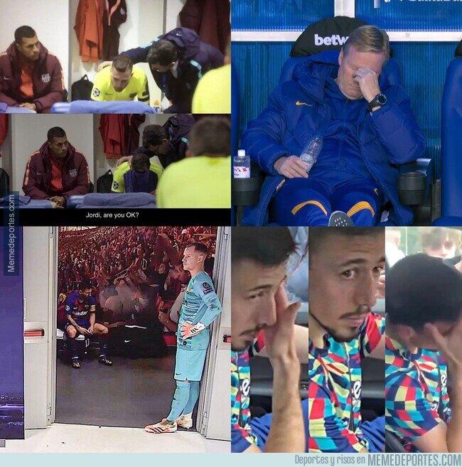 1128579 - En el Barça necesitan psicólogos con urgencia