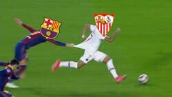 Enlace a El Sevilla adelanta al Barça en la clasificación