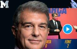 Enlace a La pregunta trampa de TV3 a los candidatos del Barça sobre el fútbol femenino que retrata a Laporta