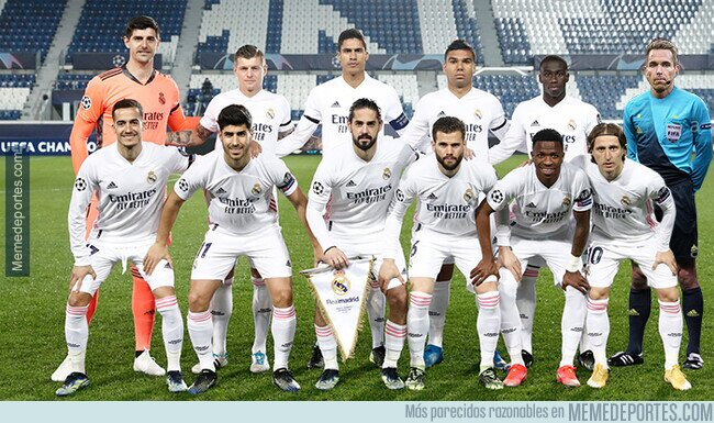 1128833 - El equipo más temido de Europa