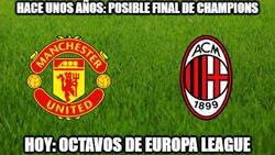 Enlace a Viejas glorias por europa league