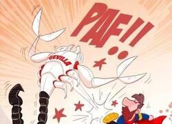 Enlace a Leo Messi acaba con los hispalenses