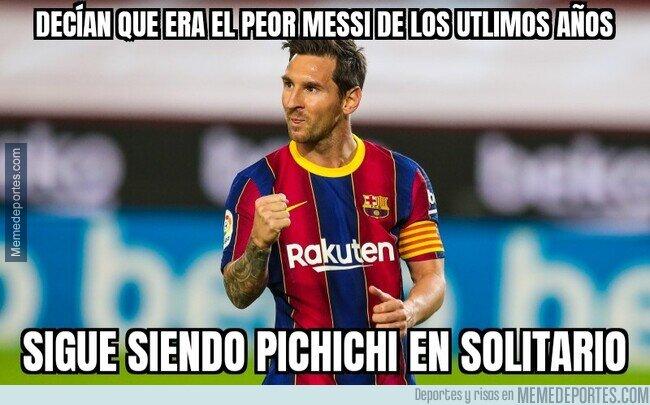 1129011 - El peor Messi sigue siendo el mejor de todos