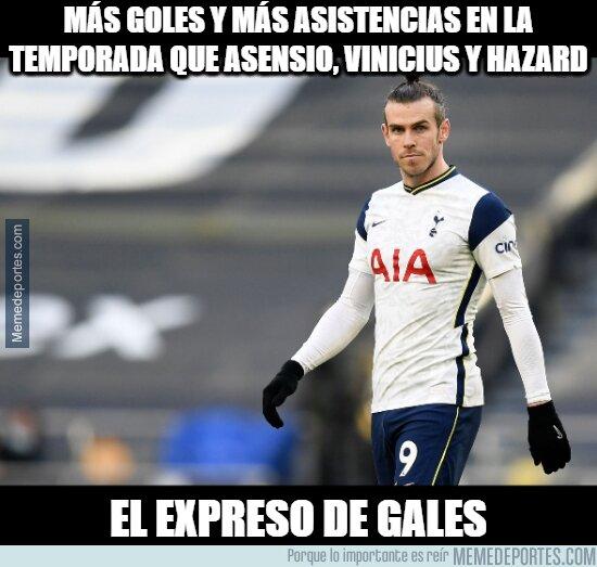1129012 - Gareth Bale sigue siento un Top Mundial
