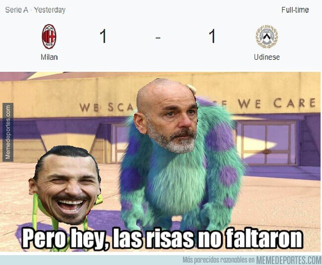 1129289 - La Serie A se les aleja