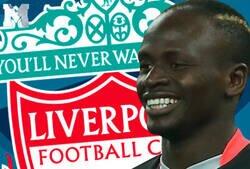 Enlace a Acusan a Mané de querer sabotear a Salah en el Liverpool