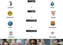 Enlace a Semana de Champions League