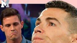 Enlace a La excusa de Edu Aguirre tras el ridículo monumental de Cristiano con la Juventus en la Champions con la que todos se están riendo de él